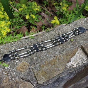 Jewelry - Rough Condition Native American Indian Tie Choker